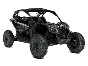 Can-Am Maverick X3 X rs Turbo R Triple Black 2018