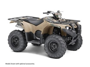 Yamaha Kodiak 450 EPS Fall Beige w/Realtree Xtr 2018