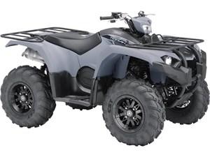 Yamaha Kodiak 450 EPS Armor Grey w/Aluminum Whe 2018