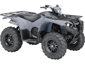 Yamaha Kodiak 450 EPS Armor Grey w/Aluminum Wheels 2018