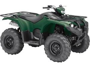 Yamaha Kodiak 450 EPS Hunter Green 2018