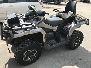 Can-Am Outlander Max XT 1000 2014