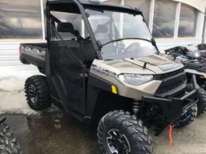 Polaris Ranger XP 1000 EPS Matte Titanium Metallic 2018