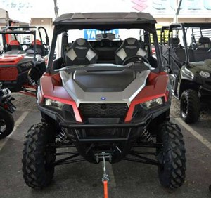 Polaris General 1000 EPS Ride Command Edition Matte Sunset 2018