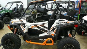 Polaris RZR S 1000 EPS 2018