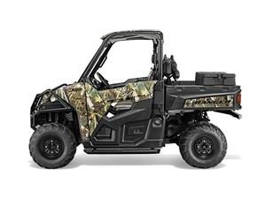 Polaris Ranger XP 900 EPS Hunter Deluxe Edition 2015