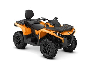 Can-Am Outlander™ MAX DPS™ 650 2018