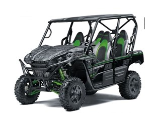 Kawasaki Teryx4 EPS LE Matrix Camo 2018