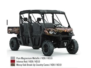 Can-Am Defender Max XT HD8 2018