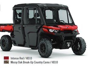 Can-Am Defender Max XT HD10 2018