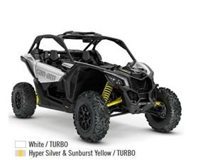 Can-Am Maverick X3 Turbo 2018