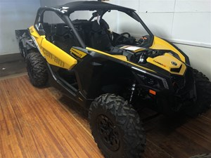 Can-Am Maverick X3 X ds Turbo R 2018