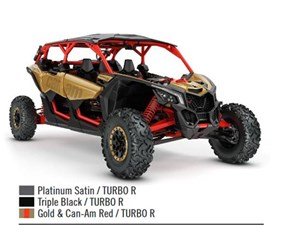 Can-Am Maverick X3 X rs Turbo R 2018