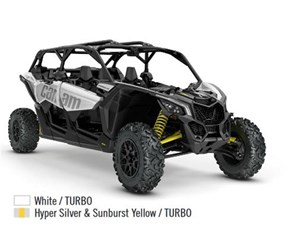 Can-Am Maverick X3 Max Turbo 2018