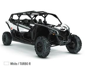 Can-Am Maverick X3 Max Turbo R 2018