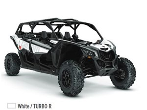 Can-Am Maverick X3 Max Turbo R 2018