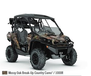 Can-Am Commander 1000 Hunting Edition 2018