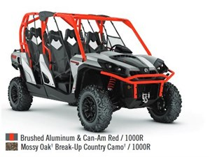 Can-Am Commander Max 1000 XT 2018