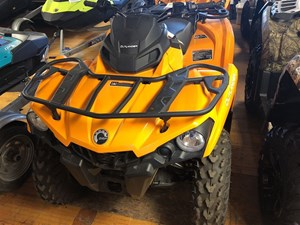 Can-Am Outlander 450 DPS 2018