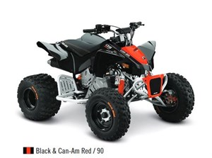 Can-Am DS 90 X 2018