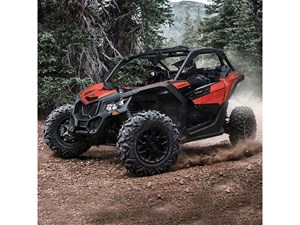 Can-Am Maverick X3 900 HO 2018