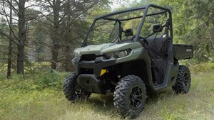 Can-Am Defender HD8 2018