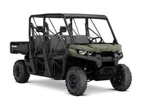 Can-Am Defender Max DPS HD10 2018