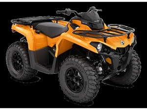 Can-Am Outlander 570 DPS 2018