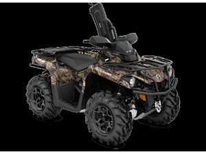 Can-Am Outlander Mossy Oak Hunting Edition 570 2018