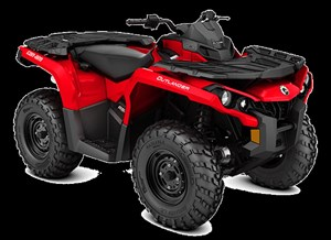 Can-Am Outlander 650 2018