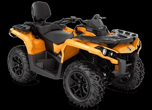 Can-Am Outlander 650 DPS 2018