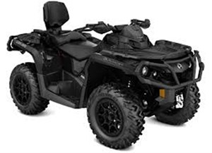 Can-Am Outlander Max 850 XT-P 2018
