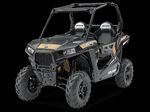 Polaris RZR 900 EPS TITANIUM METALLIC / 46$/sem 2018