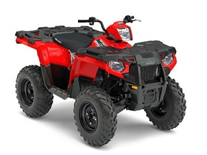Polaris SPORTSMAN 570 EPS INDY RED / 23$/sem 2018