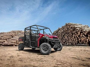 Polaris RANGER CREW XP 1000 EPS SUNSET RED METALLIC / 54$/ 2018
