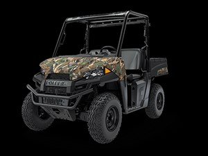 Polaris RANGER EV LI ION POLARIS PURSUIT CAMO / 71$/sem 2018