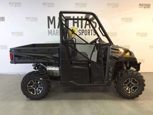 Polaris RANGER XP 900 EPS MATTE TITANIUM METALLIC / 44$/se 2018