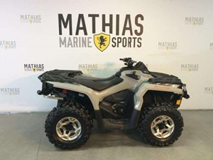 Can-Am Outlander 650 2015