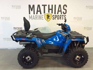 Polaris SPORTSMAN TOURING 570 EPS VELOCITY BLUE / 27$/sem 2018