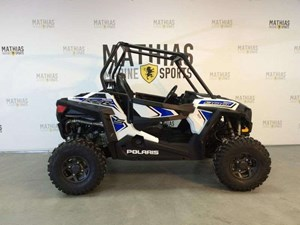 Polaris RZR S 900 WHITE LIGHTNING / 45$/sem 2018