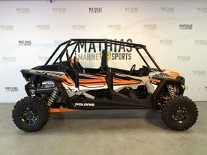 Polaris RZR XP 4 TURBO EPS GHOST GRAY / 66$/sem 2018