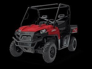 Polaris RANGER 570 FULL SIZE SOLAR RED / 31$/sem 2018
