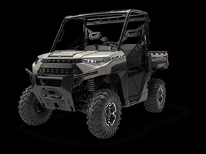 Polaris RANGER XP 1000 EPS SUEDE METALLIC / 52$/sem 2018