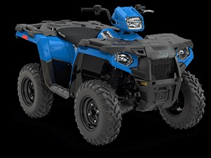 Polaris SPORTSMAN 450 HO VELOCITY BLUE / 32$/sem 2018