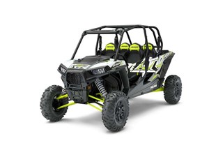 Polaris RZR XP 4 1000 EPS WHITE LIGHTNING / 65$/sem 2018
