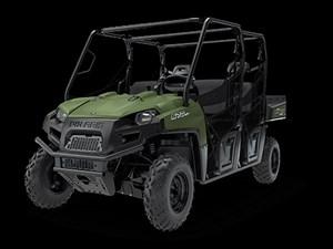 Polaris RANGER CREW 570 6 SAGE GREEN / 36$/sem 2018