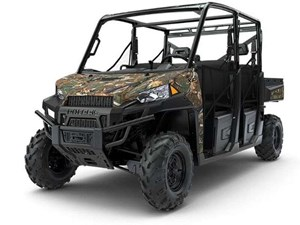 Polaris RANGER CREW XP 900 SAGE GREEN / 40$/sem 2018