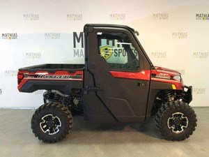 Polaris RANGER XP 1000 EPS NORTHSTAR HVAC EDITION / 72$/se 2018