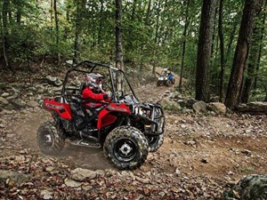 Polaris ACE 500 INDY RED / 30$/sem 2018