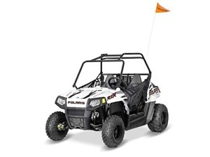 Polaris RZR 170 EFI CRUISER BRIGHT WHITE/INDY RED 2018